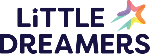 Little Dreamers main navy logo 300x108