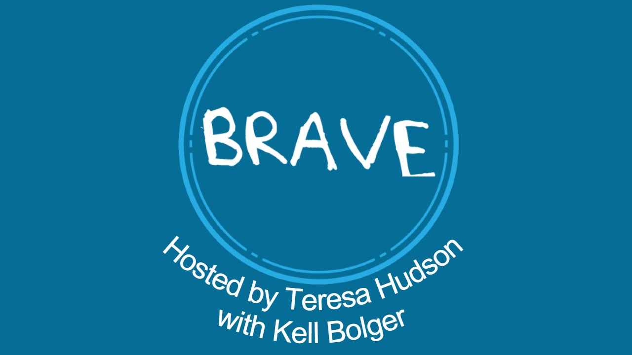 Brave Cover Image with Kell Bolger